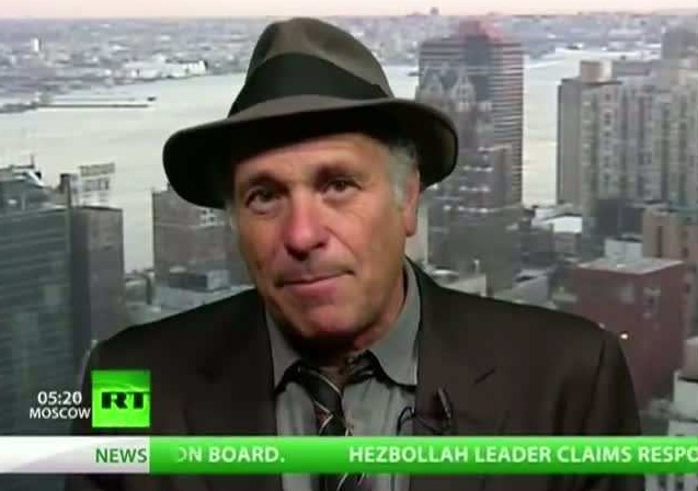 Greg Palast is Related to Mossad Chief David Kimche