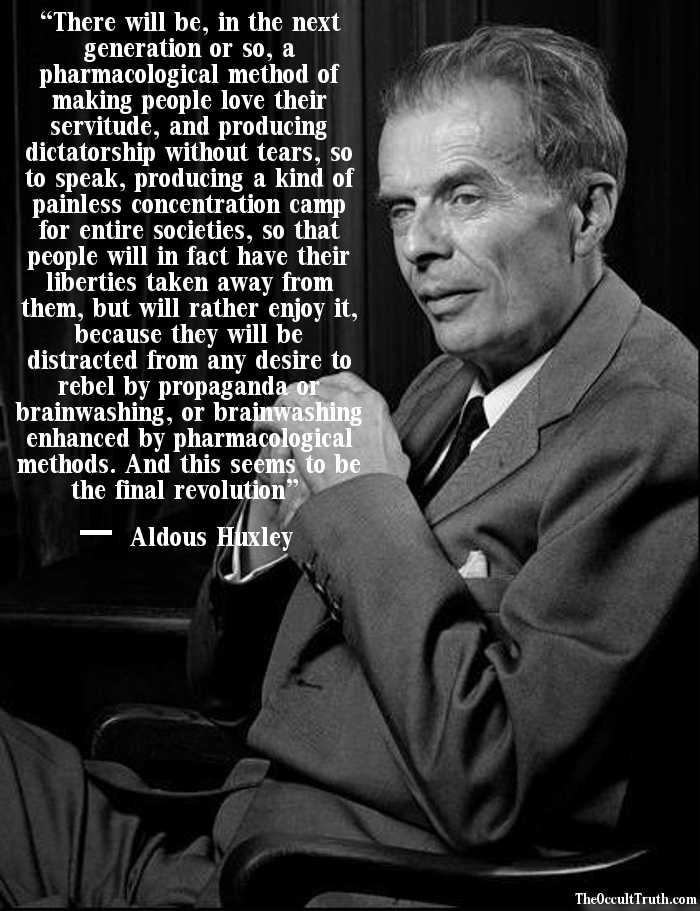 Aldous Huxley On Drugs Quotes Quotesgram