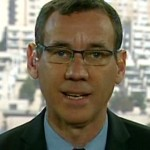 Israeli government spokesmen Mark Regev. Click to enlarge
