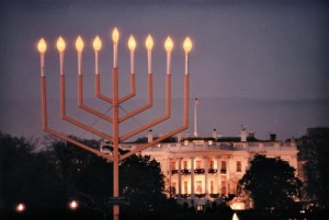 Menorah White House