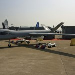 China's Wing Loong UAV. Click to enlarge