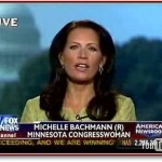 "Michelle Bachmann Says Iran's Nuclear Facilities ""Must Be Bombed"""