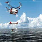 Iranian robotics lab works on ocean rescue drone