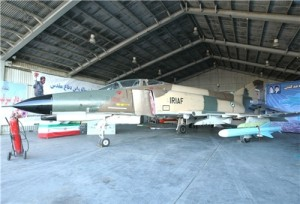 F4 armed with Qader missile. Click to enlarge
