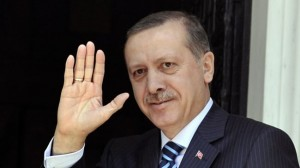 Turkish Prime Minister Recep Tayyip Erdogan. Click to enlarge