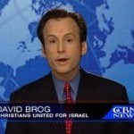Executive Director of Christians United For Israel is Jewish