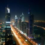 UAE cities like Dubai have attracted a large influx of expatriates. Click to enlarge