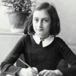Anne Frank. Click to enlarge