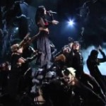 Katy Perry & Juicy J – Dark Horse performance At The Grammy 2014