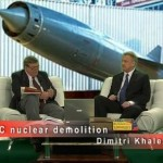 "Dimitri Khalezov explains about the nuclear-tipped ""Granit"" missile with 500 kiloton warhead used in the Pentagon attack"