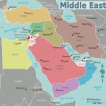Middle East map. Click to enlarge