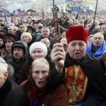 Ukraine People Reject both their Government & Russia