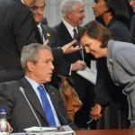 "Victoria Nuland (formerly Nudelman), the Assistant Secretary of State who is pushing the Ukrainian ""revolution"", is the wife of Robert Kagan, the founder of the Project for the New American Century.  Click to enlarge"