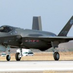 F-35 Joint Strike Fighter: part of the price for Israel quietly acceptaning the deal? Click to enlarge