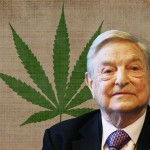 Soros has sponsored a campaign to change marijuana legalization to the tune of $80 since 1994. Click to enlarge