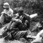 Scene from Korean War. Click to enlarge