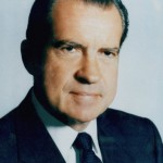 President Nixon. Click to enlarge