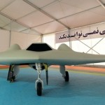 Iranian version of RQ 170 drone. Click to enlarge
