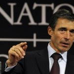NATO Secretary General Anders Fogh Rasmussen. Click to enlarge