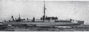 Nazi torpedo boat. Click to enlarge