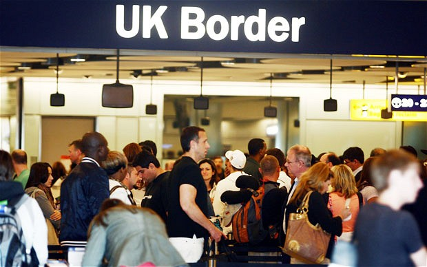 History of UK immigration control