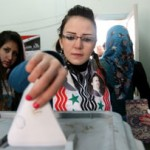 Massive Turnout for Syrian Election