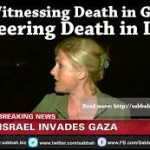 CNN Confirms -- Israelis Cheer As Civilians Are Murdered in Gaza