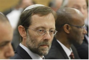 Moshe Feiglin. Click to enlarge