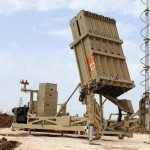 Israel's Iron Dome anti-missile system. Click to enlarge