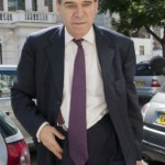 Pictured in London before his death in Jan 2015. The former Home Secretary Leon Brittan was also among the accused . Click to enlarge