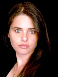 MK Ayelet Shaked. See: See Hitchcock and Hitler Reach Headlines in Israel's Newest Holocaust Reports The Nuremberg War Crimes Trial (linked left)