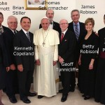 Pope Francis and the 'Televangelist' mafia. Click to enlarge