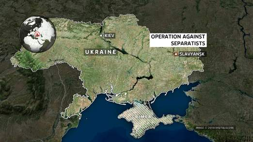 slavyansk-operation