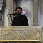Al- Baghdadi, reputed Mossad trained leader of Islamic State. Click to enlarge