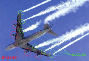 Chemtrails. Click to enlarge