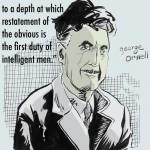 George Orwell. Click to enlarge