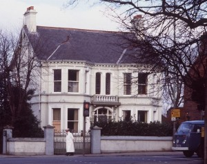 The Kincora boys home in east Belfast, the site of alleged child abuse during the 1970s. Click to enlarge