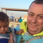 Abducted aid worker Alan Henning. Click to enlarge