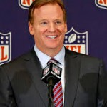 NFL Commissar Roger Goodell makes $10 million a year to globalize the all-American game.