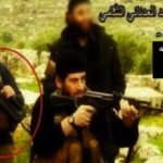 In this photograph released by the Islamic Emirate, we see one of its fighters armed with a French Famas while Paris denies any contact with this organization. In reality, France has armed the Free Syrian Army with instructions to donate two-thirds of its equipment to the Al-Nosra Front (that is to say, Al Qaeda in Syria), as evidenced by a document provided by Syria to the Security Council of the UN. Subsequently several units of Al-Nosra rallied with their weapons to the Islamic Emirate. Moreover, contrary to official statements, the commander of the Islamic Emirate, the current caliph Ibrahim, combined his duties with those of a member of the staff of the Free Syrian Army.
