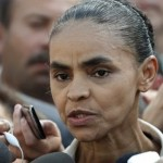 Marina Silva, left, 56, is a Green activist who will constrain economic growth. Click to enlarge