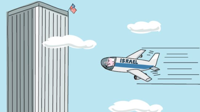 Amos Biderman's cartoon.