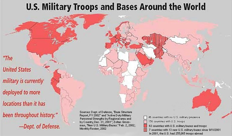 American-Military-Bases-across-the-globe
