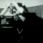 Anton Lavey, founder of the Church of satan, making the same handsign, nearly 5o years ago. Click to enlarge