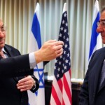 Defense Minister Ehud Barak and U.S. Secretary of Defense Leon Panetta in Jerusalem, August 1, 2012