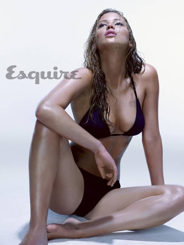 Jennifer Lawrence. Esquire cover. Click to enlarge