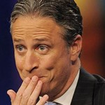 Daily Show host Jon Stewart. Click to enlarge