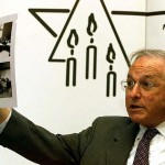 Lord Janner chairs the Holocaust Educational Trust and was Vice President of the World Jewish Congress. Click to enlarge