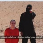 Still from Alan Henning's alleged 'beheading' video. Click to enlarge