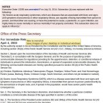 Blockbuster: Executive Order For Ebola Quarantine ALREADY in place